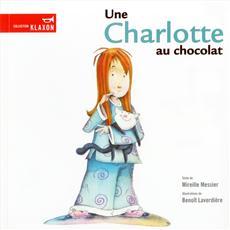 Livre Une charlotte au chocolat