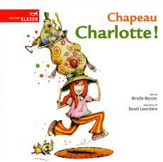 Livre Chapeau Charlotte!