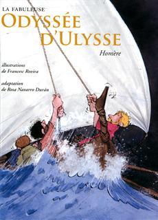 Livre La fabuleuse odyssée d'Ulysse