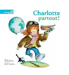 Livre Charlotte partout !