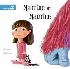 Livre Martine et Maurice