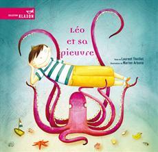 Livre Léo et sa pieuvre