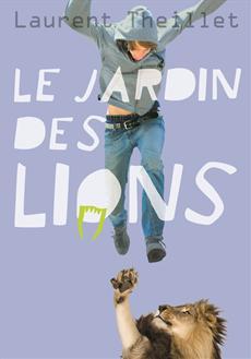 Livre Le Jardin des Lions