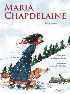 Livre Maria Chapdelaine