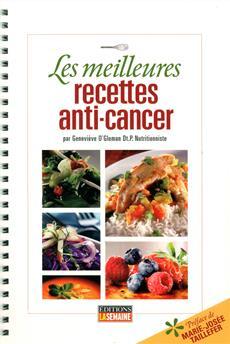 Les meilleures recettes anti-cancer