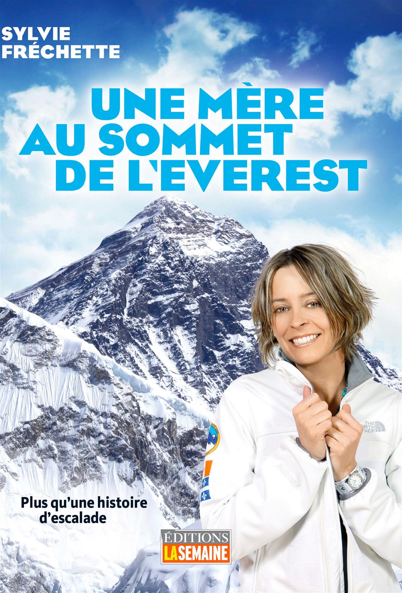 Une mère au somment de l'Everest