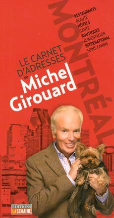 Le carnet d'adresses de Michel Girouard