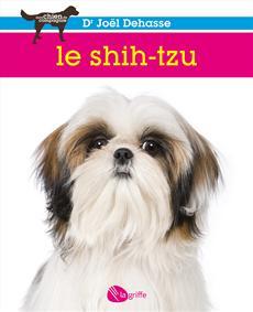 Livre Le shih-tzu