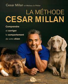 Livre La méthode Cesar Millan