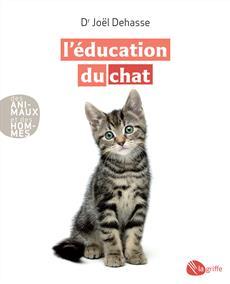 Livre L' éducation du chat