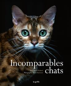 Livre Incomparables chats
