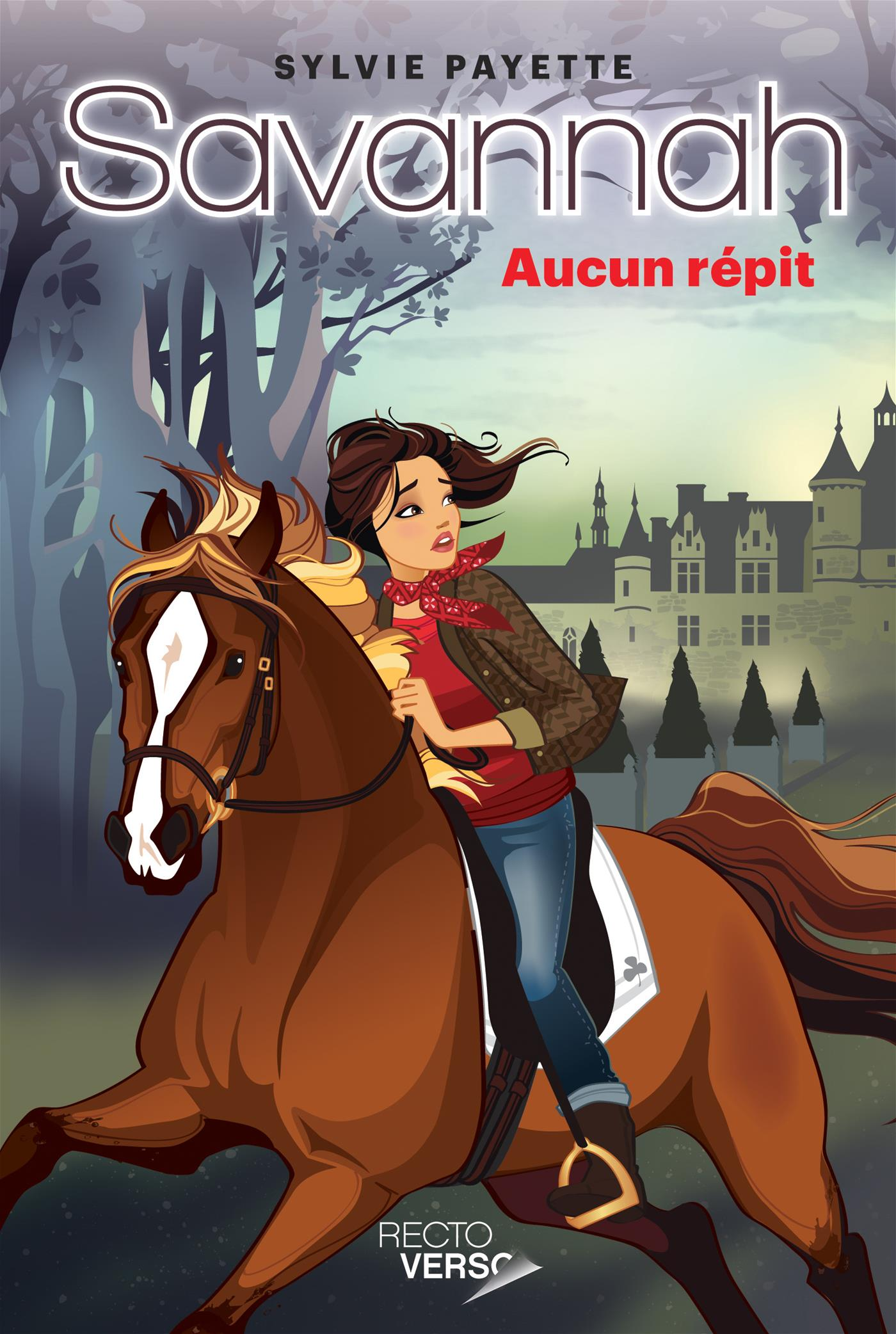 Image de couverture (Savannah - Tome 5)