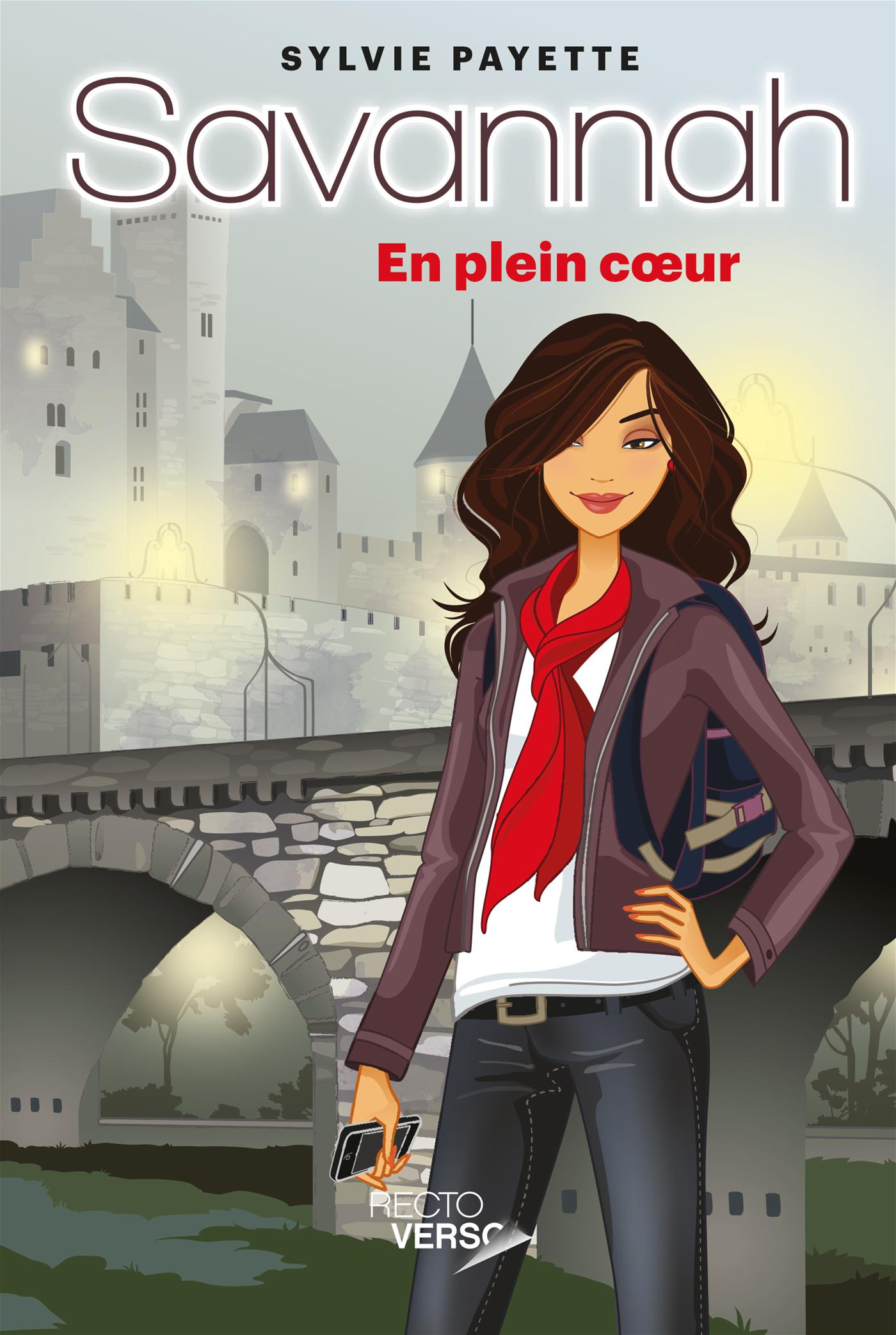 Image de couverture (Savannah - Tome 1)