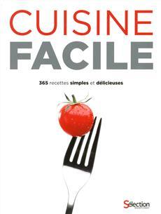 livre cuisine facile 365 recettes simples et d licieuses messageries adp. Black Bedroom Furniture Sets. Home Design Ideas