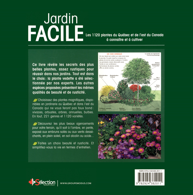Jardin facile entretenir awesome jardin facile fabriquer for Jardin entretien facile