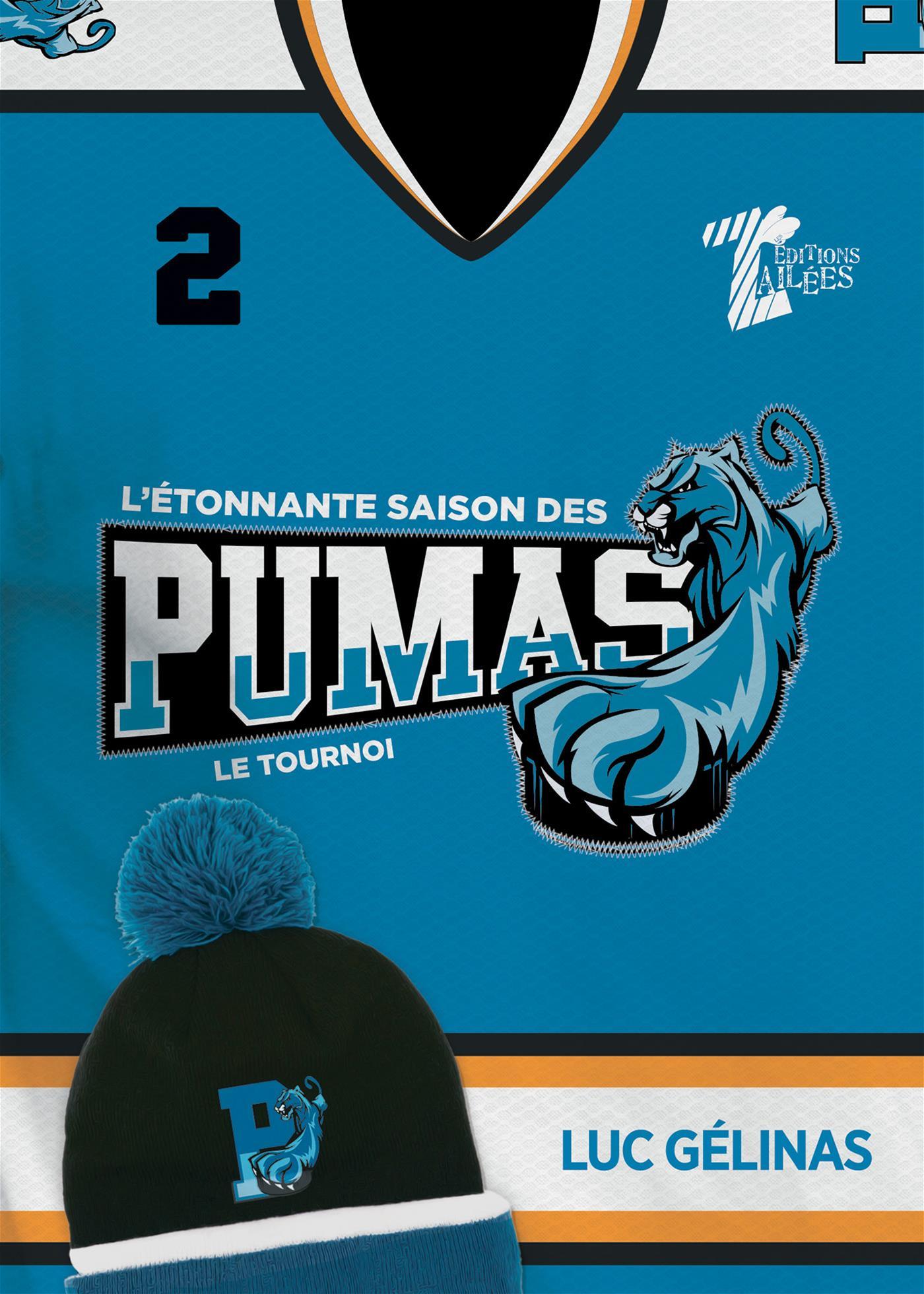 L'étonnante saison des Pumas- Tome 2