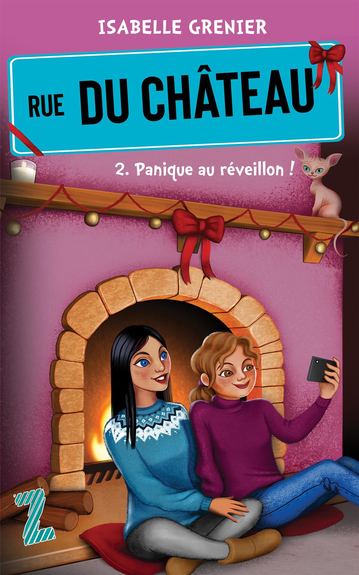 Rue du château : Panique au réveillon! (T2)