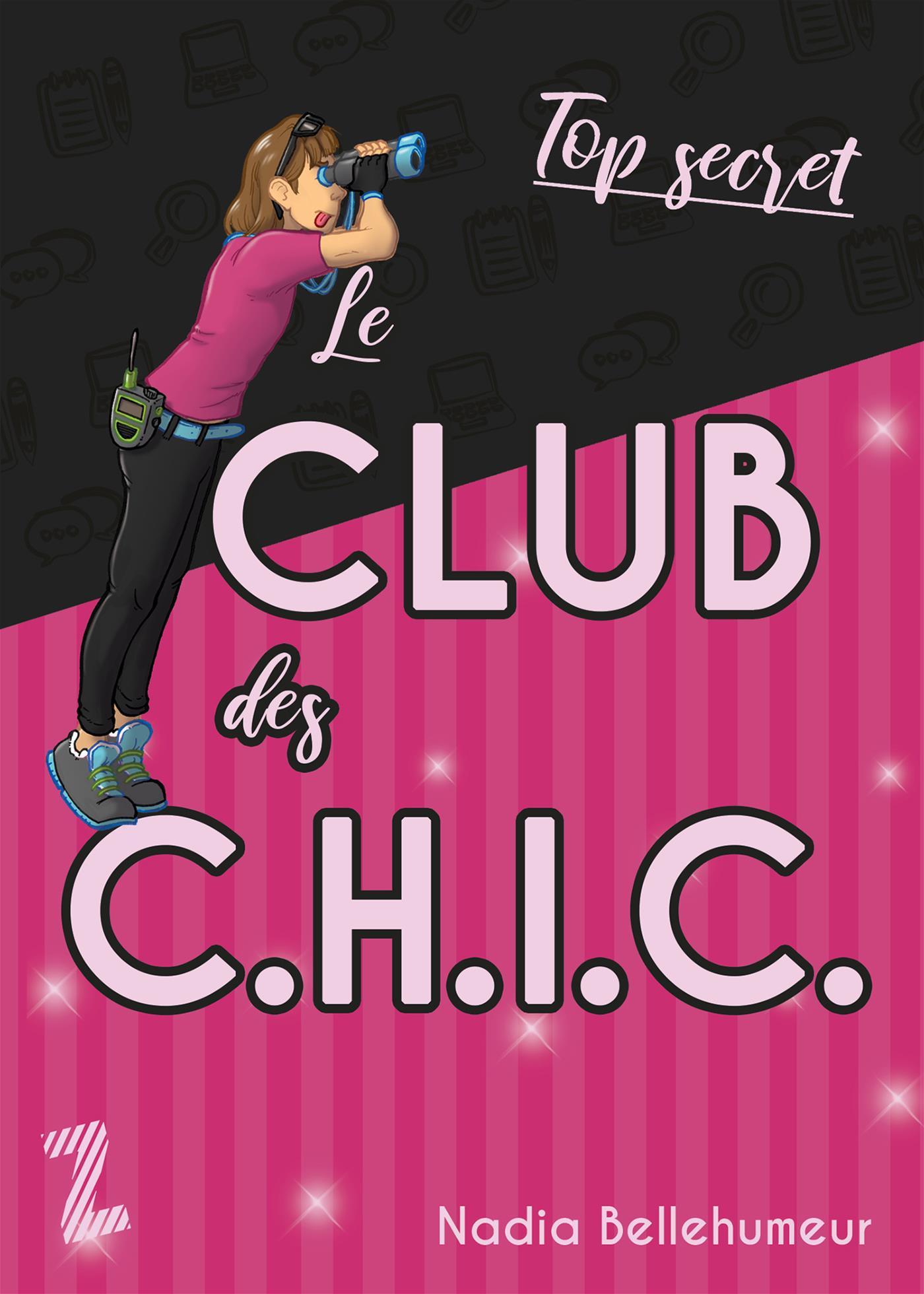 Image de couverture (Le Club des C.H.I.C.)