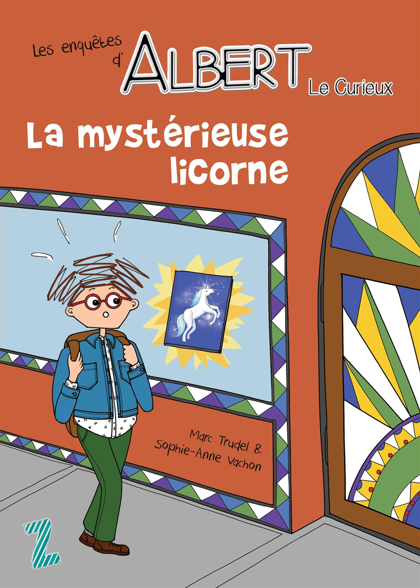 La mystérieuse licorne