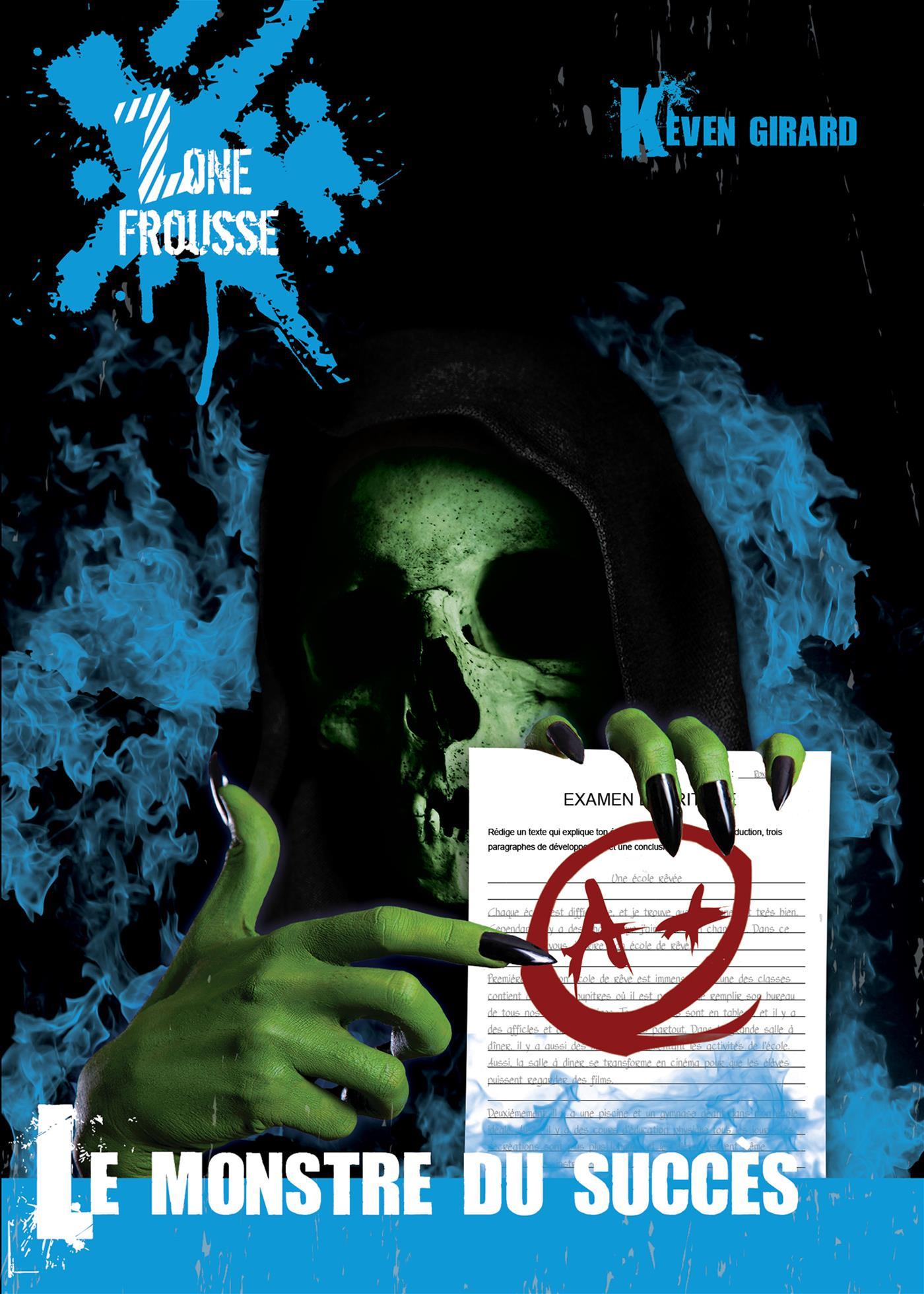 Cover image (Le monstre du succès)
