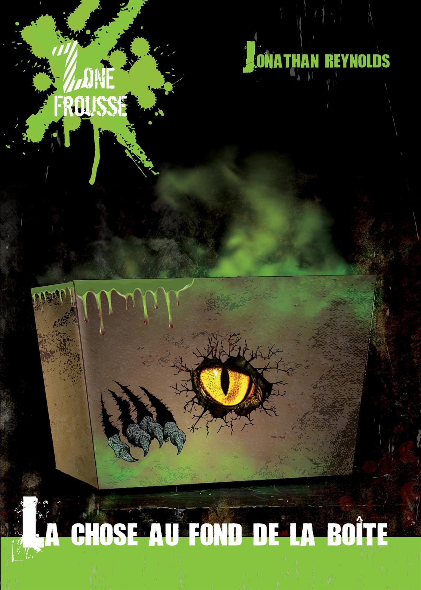 Cover image (La chose au fond de la boîte)