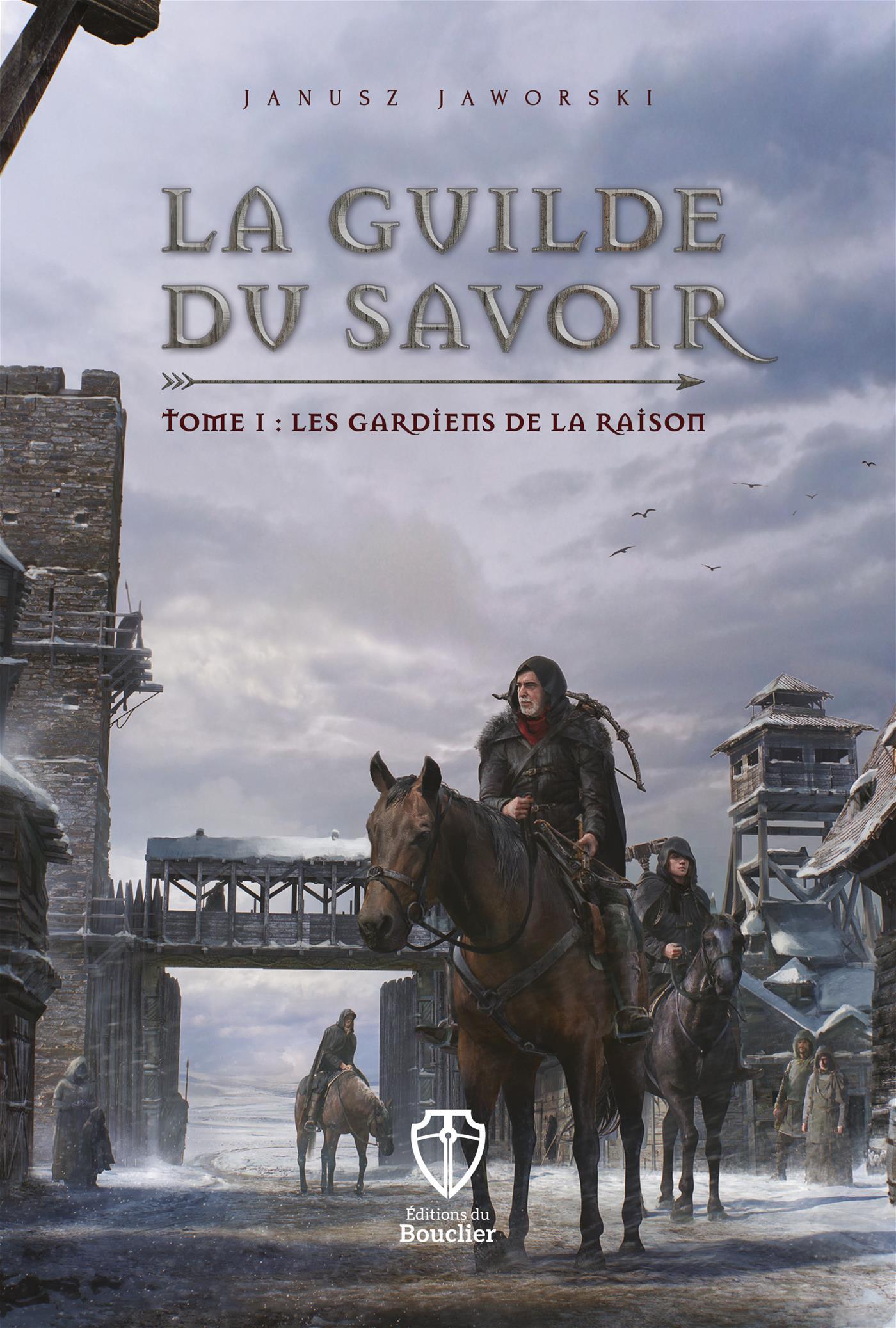 Image de couverture (La Guilde du Savoir - Tome 1)