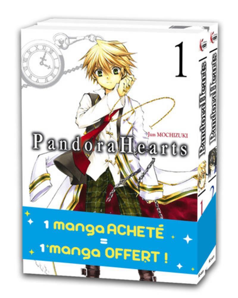 pandora hearts tome 13